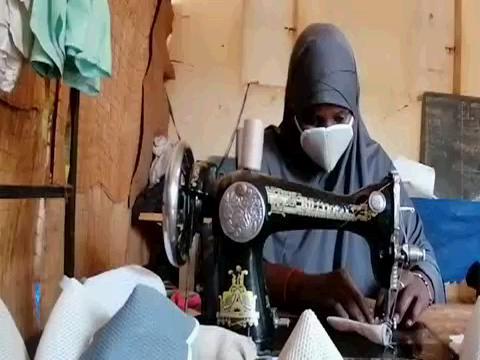 NIGER  MALIAN REFUGEES COVID-19