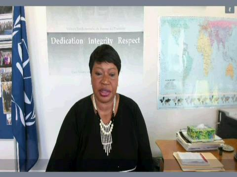 UN  ICC LIBYA