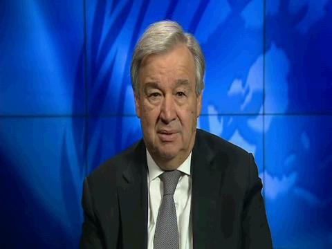 UN  GUTERRES HATE SPEECH