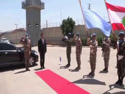 LEBANON / PRIME MINISTER VISIT