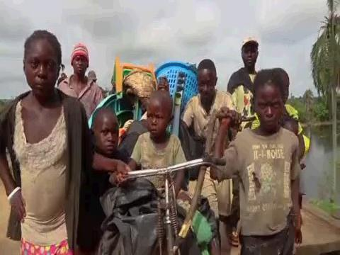 UNHCR  FORCED DISPLACEMENT
