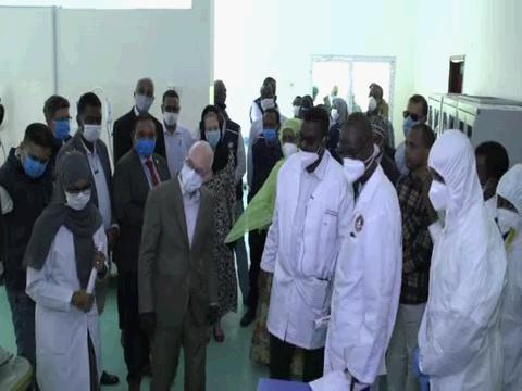 SOMALIA  COVID-19 RESPONSE