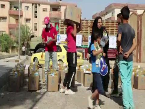 WFP  SYRIA HUNGER COVID-19