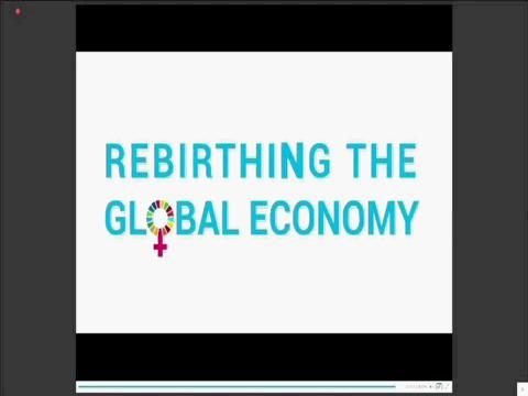 UN  REBIRTHING GLOBAL ECONOMY