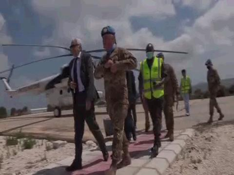 LEBANON  FOREIGN AFFAIRS MINISTER UNIFIL VISIT
