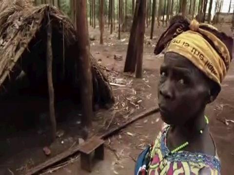 UGANDA  DRC DISPLACED