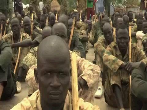 SOUTH SUDAN  UNIFIED FORCES TRAINING CENTRE