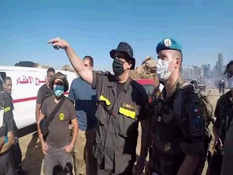 BEIRUT  UNIFIL ASSESSMENT TEAM
