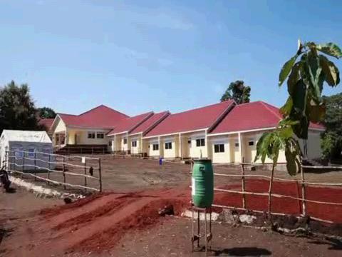 SOUTH SUDAN  COVID-19 CARE CENTER