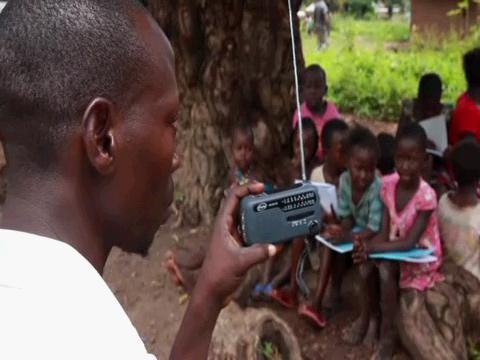 SOUTH SUDAN  RADIO LESSONS