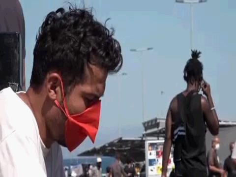 UNHCR  MORIA REFUGEE CAMP WRAP