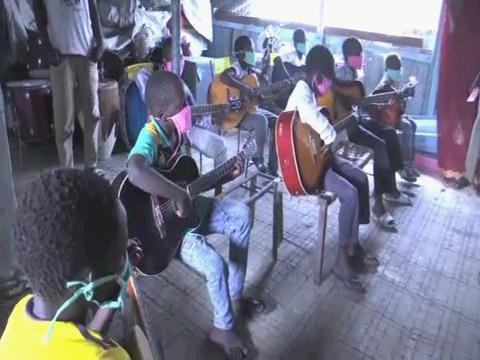 SOUTH SUDAN  MUSIC FOR PEACE