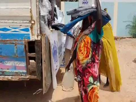 UNHCR  SUDAN FLOODS REFUGEES