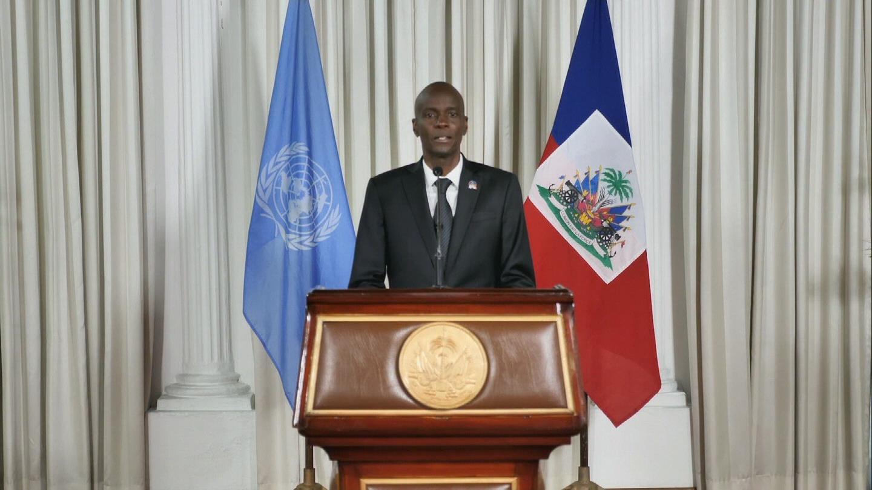 GA / HAITI